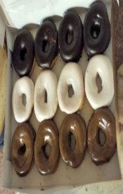 31 Day blog challenge guilty pleasure donuts