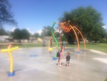 splash park with family free water park free fun splash park with the kids